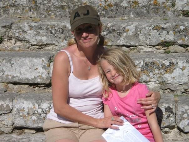 Emily and Lara