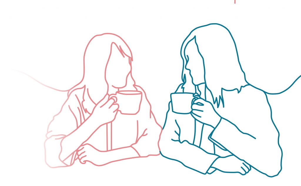 Coffee and a chat